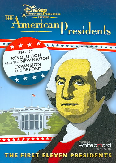 AMERICAN PRESIDENTS:REVOLUTION AND TH (DVD)